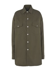 Department 5 Shirts Military Green