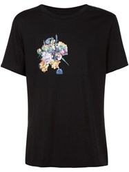 Christian Dada Nobuyoshi Araki 'Damage' T Shirt Black