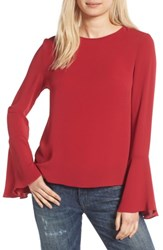 Wayf Women's Winning Hand Bell Sleeve Top