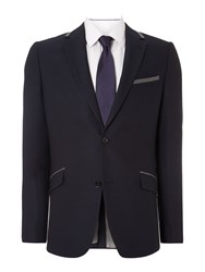 Peter Werth Whitman Suit Blazer Navy