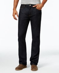 Tommy Hilfiger Men's Boot Cut Jeans Rinse