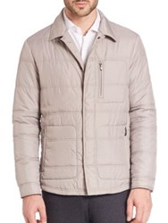 Saks Fifth Avenue Quilted Nylon Jacket