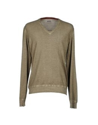 Meltin Pot Sweaters Military Green