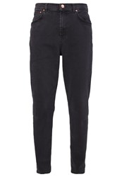 Noisy May Nmliv Slim Fit Jeans Black