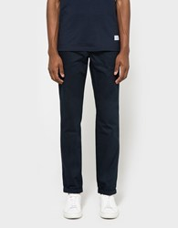 Norse Projects Aros Heavy Chino In Dark Navy