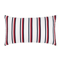 Tommy Hilfiger Printed Rugby Cushion 30X50cm