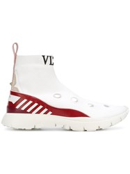 Valentino Heroes Her Sneakers White