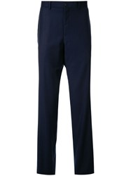 Kent And Curwen Mottled Twill Tailored Trousers 60
