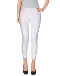 Vdp Club Trousers 3 4 Length Trousers Women White