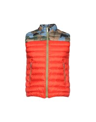 Add Down Jackets Red