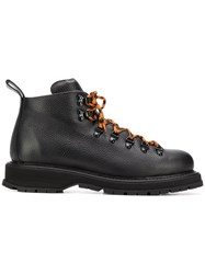 Buttero Hiking Boots Black