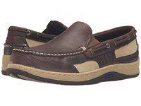 Sebago Clovehitch Ii Slip On Dark Brown Leather Men's Slip On Shoes