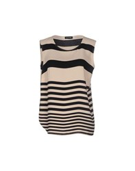 Diana Gallesi Topwear Tops Women Sand