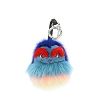 Fendi Fur Charm Multicoloured