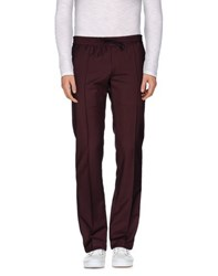 Valentino Trousers Casual Trousers Men Deep Purple