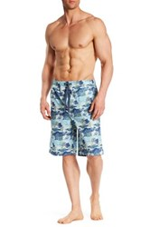 Tommy Bahama Palm Island Lounge Short Blue