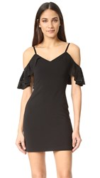 Parker Reese Dress Black