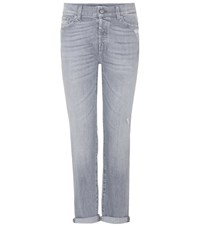 7 For All Mankind Josefina Slim Jeans Grey