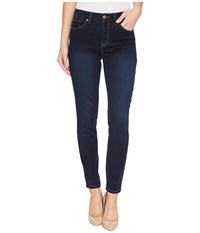 Tribal Five Pocket Ankle Jegging 28 Dream Jeans In Navy Blast Navy Blast Women's Jeans