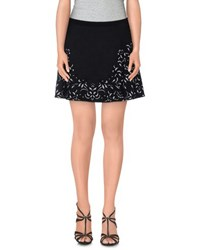 Roberto Cavalli Skirts Mini Skirts Women Black