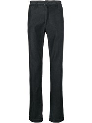 Massimo Alba Slim Fit Jeans Black