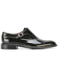 Givenchy Monk Strap Shoes Black