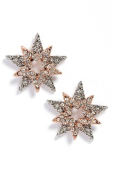 Sole Society 'Celestial' Stud Earrings Multi