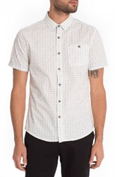 7 Diamonds Men's One Dance Woven Shirt