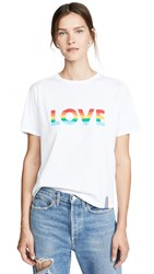 Kule The Modern Pride Tee White