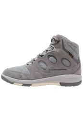 Jack Wolfskin Vancouver Texapore Walking Boots Grey