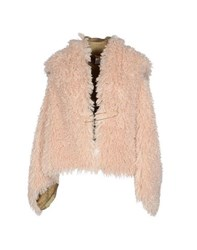 Macri Coats And Jackets Faux Furs Women