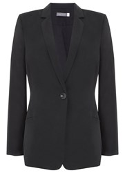 Mint Velvet Black Boyfriend Blazer Black