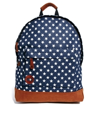 Mi Pac All Stars Backpack Navy