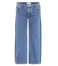 Balenciaga Rockabilly Jeans Blue
