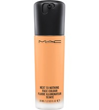M A C Next To Nothing Face Colour 35Ml Medium Deep