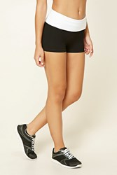Forever 21 Active Foldover Shorts