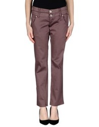 Holiday In Casual Pants Light Brown