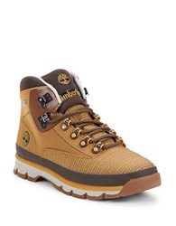 Timberland Euro Hiking Boots Wheat