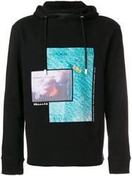 Blood Brother Chill Hoodie Black