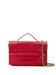 Zanellato Nina Shoulder Bag Red