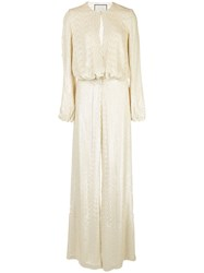Alexis Ismet Embellished Palazzo Jumpsuit 60