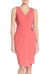 Ivanka Trump Women's Stretch Sheath Dress