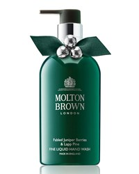 Molton Brown Fabled Juniper Berries And Lapp Pine Fine Liquid Hand Wash 10 Oz. 300 Ml