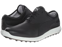 Puma Ignite Golf Black Glacier Gray Men's Golf Shoes