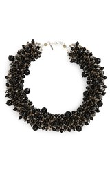 Panacea Women's Crystal Statement Necklace