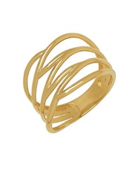 Lord And Taylor 14K Yellow Gold Bangle Bracelet