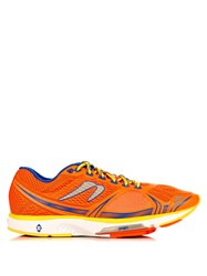 Newton Motion V Low Top Trainers Orange Multi