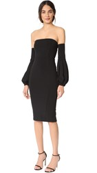 Misha Collection Merena Dress Black