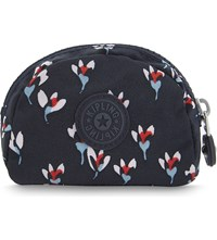 Kipling Trix Small Nylon Pouch Small Flower
