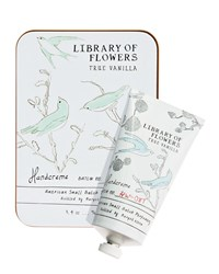 True Vanilla Coco Butter Handcreme Library Of Flowers White